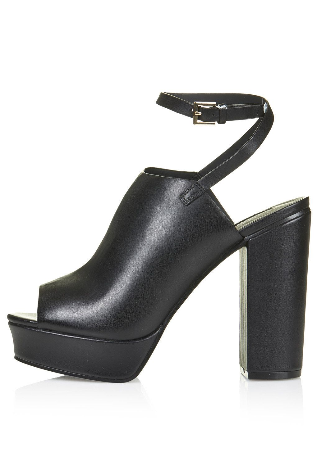 SAGITTARIUS Platform Shoes - View All - Shoes - Topshop Europe Botas 689247fc077