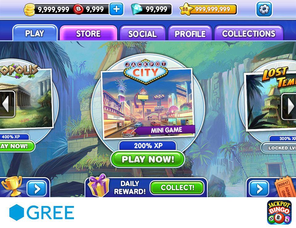 ArtStation Jackpot Bingo, Brandon Jones Карта, Бека