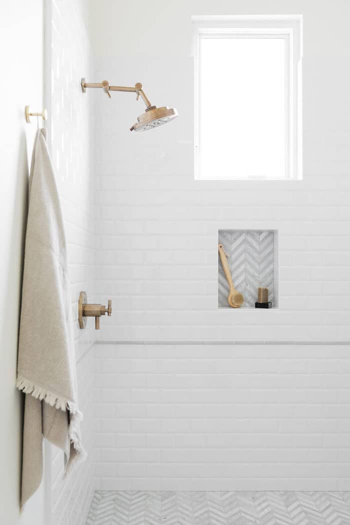 9 Tips to Design a Beautiful & Functional Master Bathroom | Caroline on Design