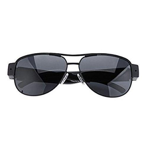 Spy Eyeglsses Mini Camera Sunglasses 1080P HD Hidden Cam Camcorder Video DV DVR  #MINIBLUETOOTHCAM
