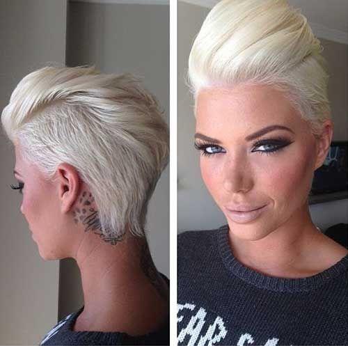 20 short ladies haircuts short platinum hair platinum hair and 20 short ladies haircuts urmus Gallery