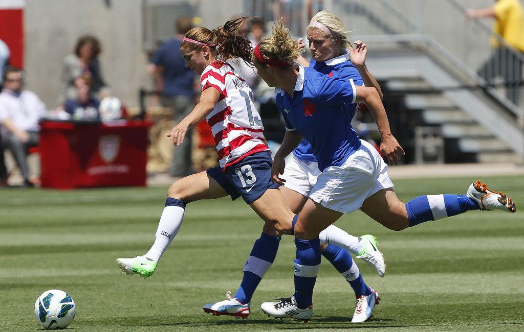 Alex Photostream Women's soccer, Usa soccer women