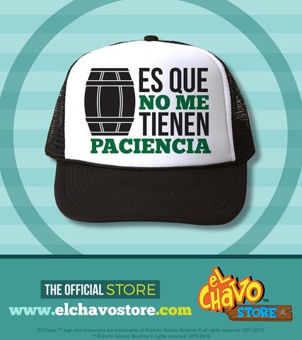 af1282036bbeb El Chavo Trucker Hat Gorras Estampadas