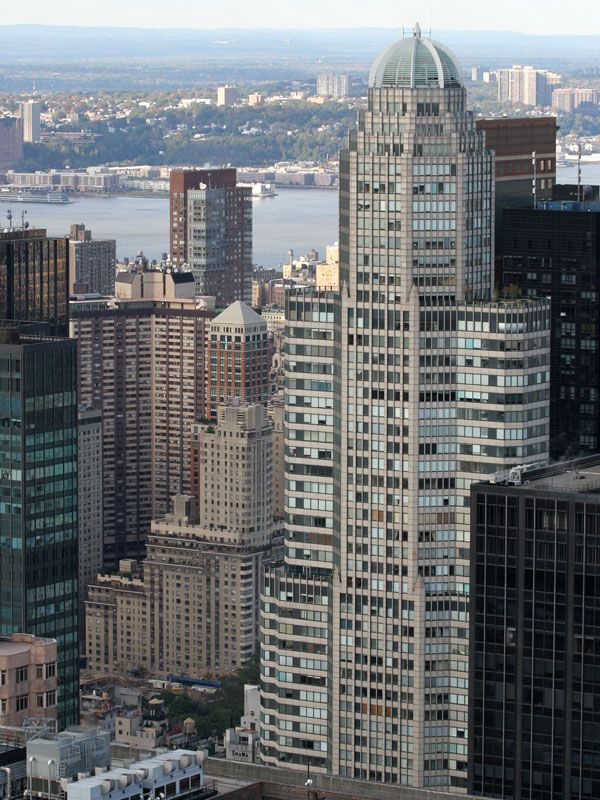 Cityspire Center 50 W 56th Street In Midtown Manhattan Nyc Iconic Buildings Most Beautiful Cities Northeastern Region