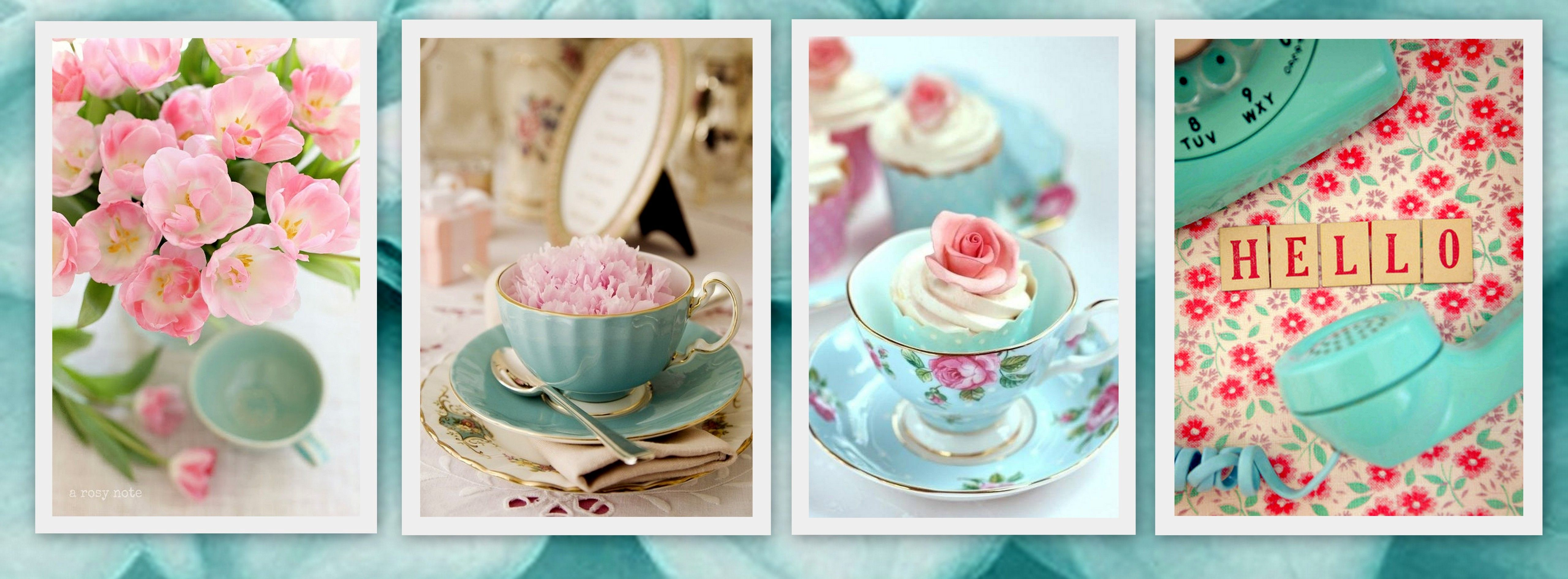 How to make scrapbook on facebook - Shabby Chic Timeline Facebook Cover