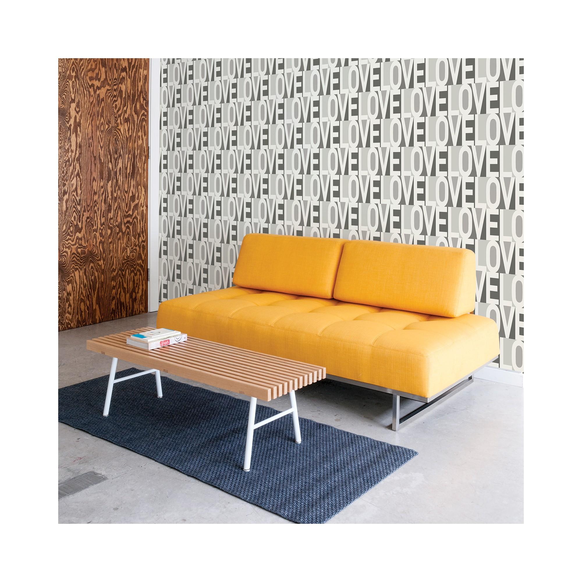Tempaper SelfAdhesive Removable Wallpaper Love