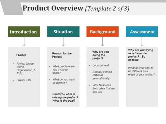 Image result for project overview template powerpoint Powerpoint