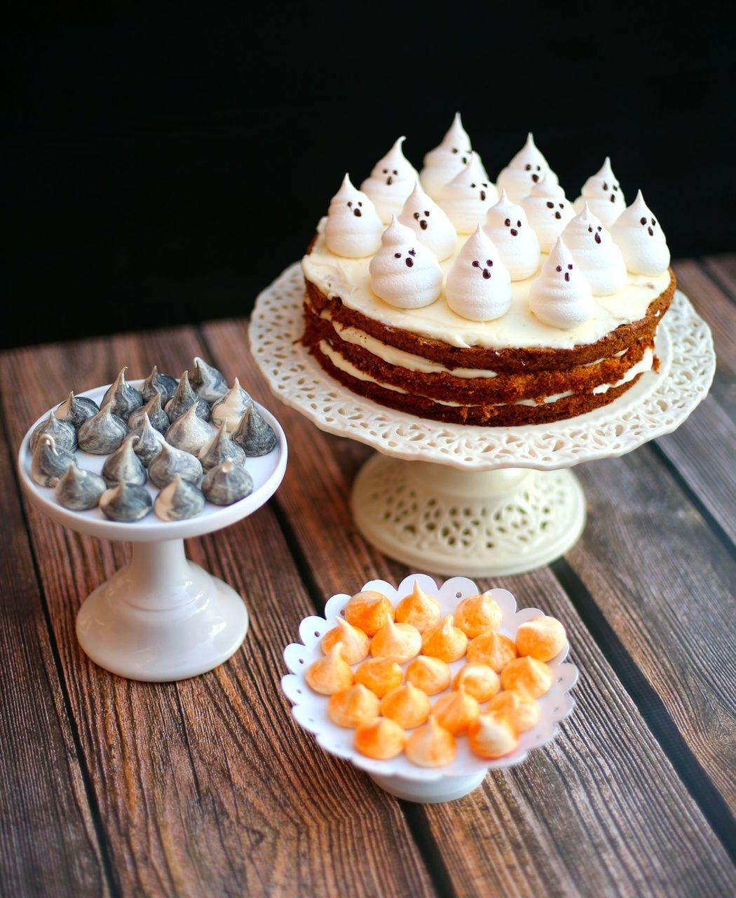 Kids Halloween Snacks Fun halloween treats, Snacks and Easy - Halloween Cake Decorating Ideas