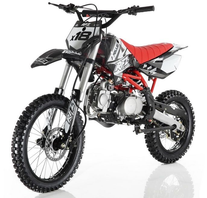 Apollo Orion Ultra Elite 125cc Pit Dirt Motorcycle Twin Spar Tubular Frame Compare To Honda 125cc Dirt Bike Honda Dirt Bike Dirt Bike Party