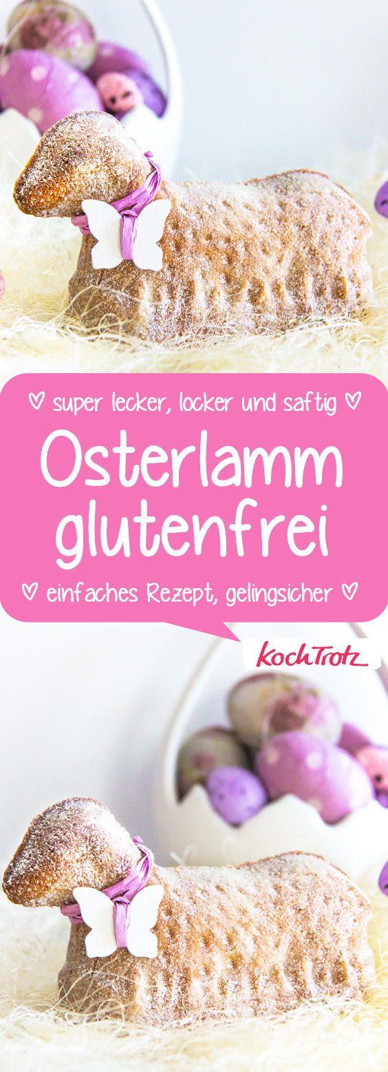 glutenfreies osterlamm backen rezept in 2019 glutenfreie rezepte glutenfrei glutenfrei. Black Bedroom Furniture Sets. Home Design Ideas