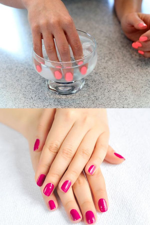 How to Make Your Nail Polish Last Longer | Pinterest | Manicure ...