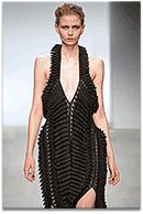 Mark Fast [A/W 2011] - Knitwear Designer, Canada