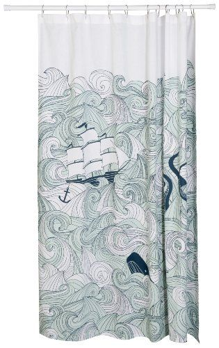 Manythingsonline Refresh The Style Of Your Bathroom With This Decorative Shower Curtain By