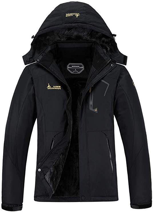 Women's Waterproof Ski Jacket Warm Winter Snow Coat in ...