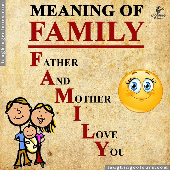 Meaning Of Family Quotes: MEANING OF FAMILY