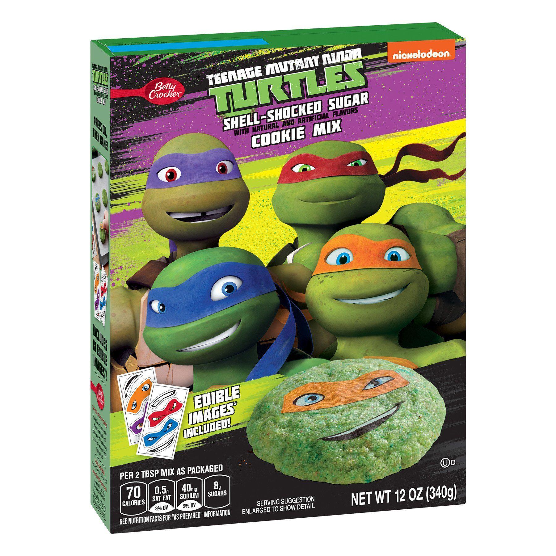 Teenage Mutant Ninja Turtles Bedroom Set Luxury Betty Crocker Teenage Mutant Ninja T Ninja Turtles Bedroom Decor Ninja Turtle Decorations Ninja Turtle Birthday