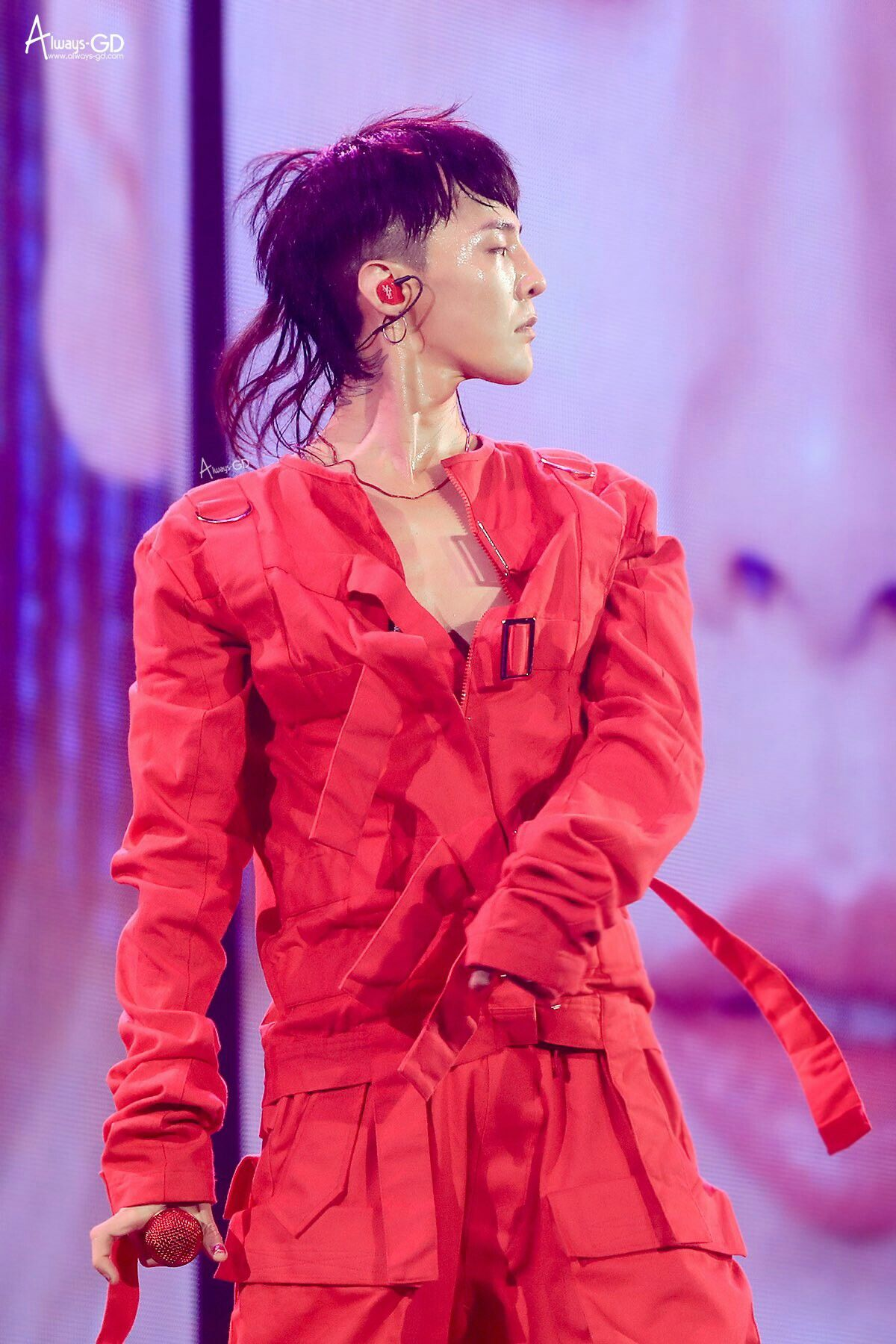 G Dragon Spotted With New Changes To His Hairstyle Koreaboo