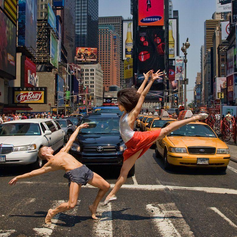 Beautiful Dancers On The Town > Kile