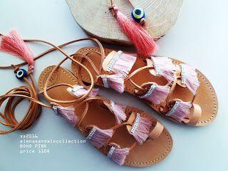 a79e3f2a4c3 elenas sandals: Σανδάλια 2016 | σανδαλια | Boho sandals, Sandals ...