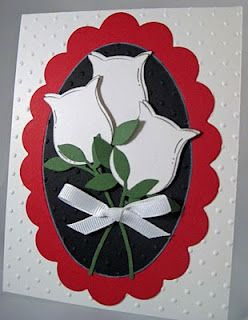 Tulip Owl Punch Stampin' Up! Punch Art