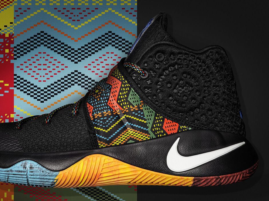 competitive price 2ae60 3c6cb Kyrie 2.BHM edition