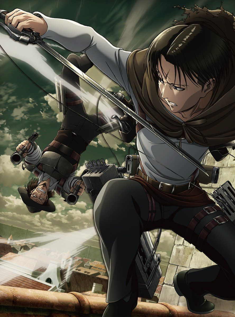 Shingeki no Kyojin / Attack on Titan Merchandise Database