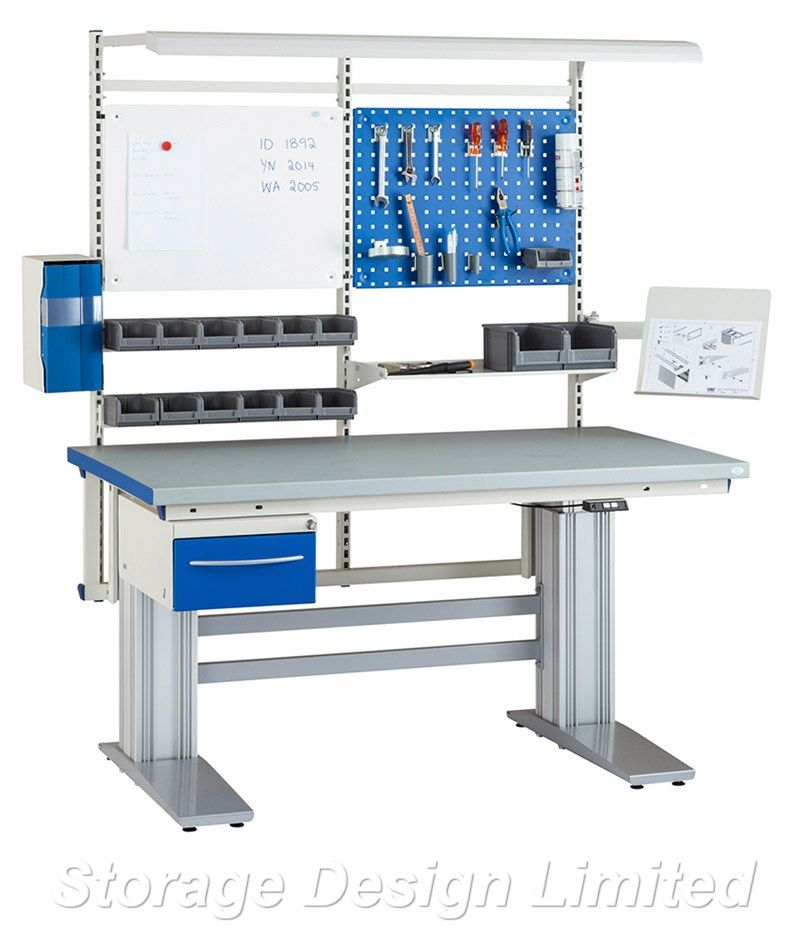 Fitness Equipment Industry Statistics: GBP Workbenches And Production Line Equipment, Available