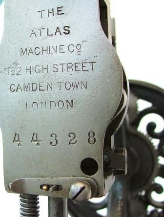 Atlas Sewing Machine Company