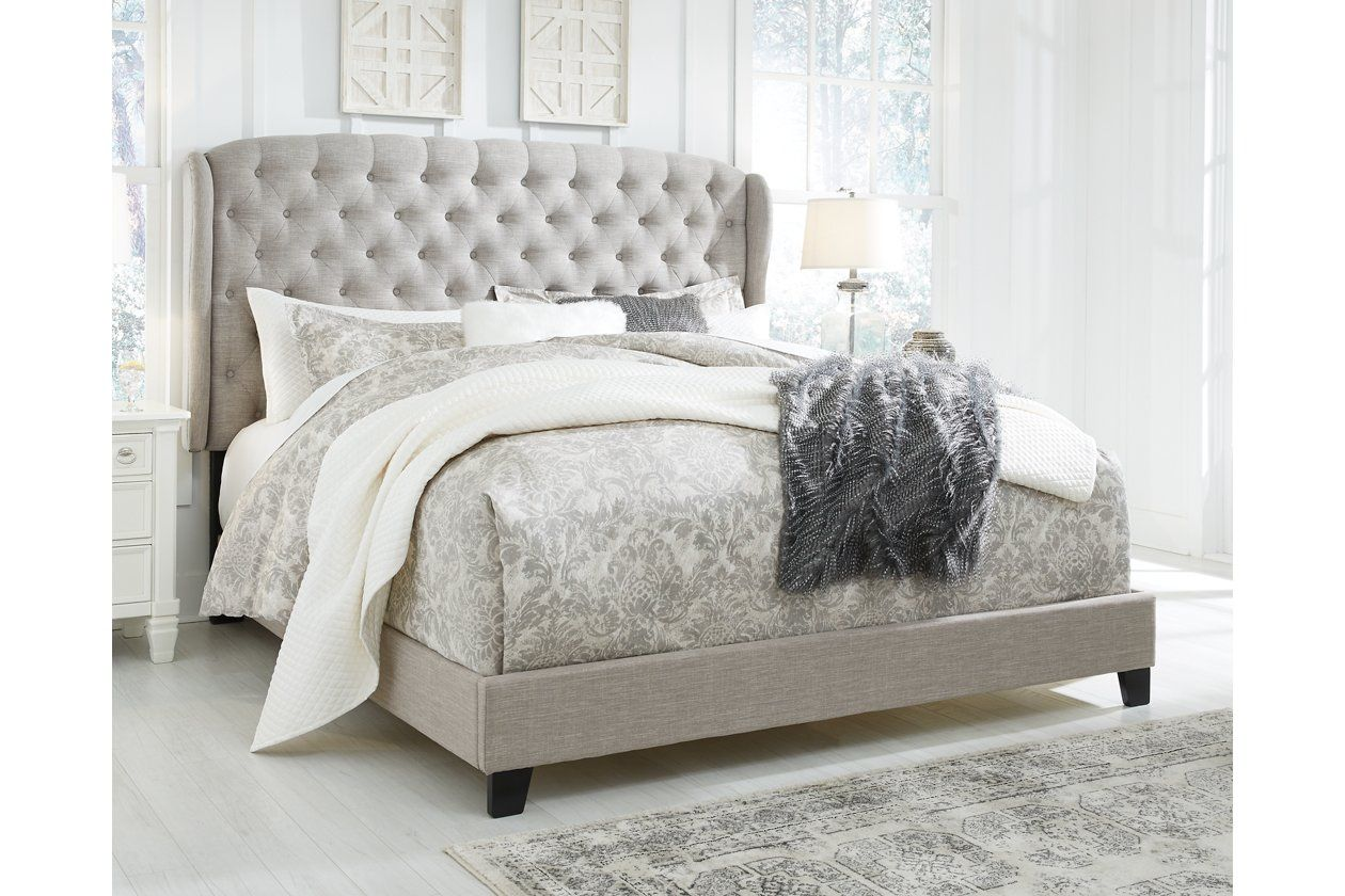 Jerary Queen Upholstered Bed King upholstered bed, Queen