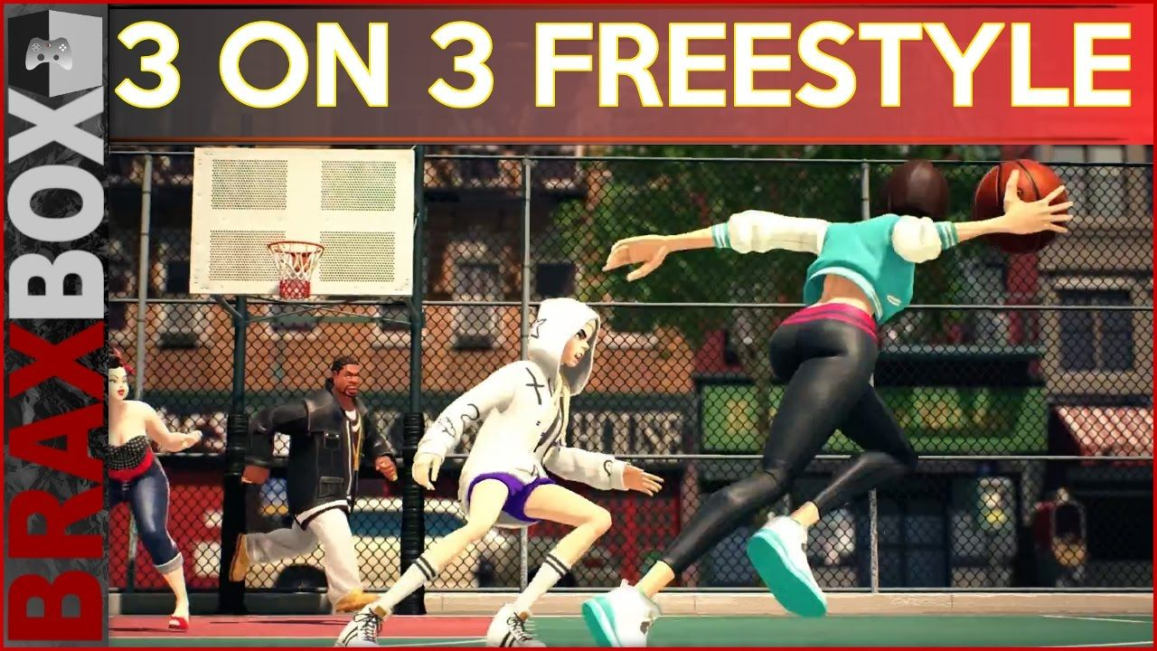 Pin by BraxBox Gaming on BraxBox Reviews Freestyle, Ps4