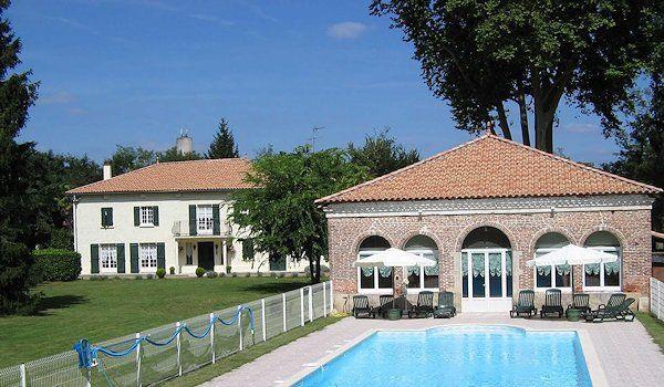 Maison d\u0027hôtes à vendre Landes (40) - Ygos saint Saturnin Maison d