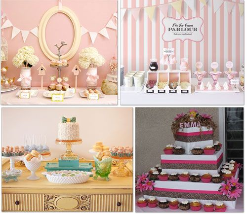 Beautiful Love This, Looks Like I Got Some Ideas For The Baby Girl Shower!