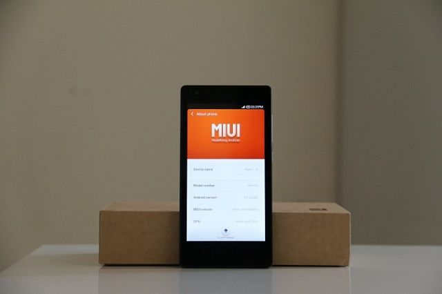 The Xiaomi Mi 3 has been very successful on the Indian market. The device has been sold out on Flipkart several times