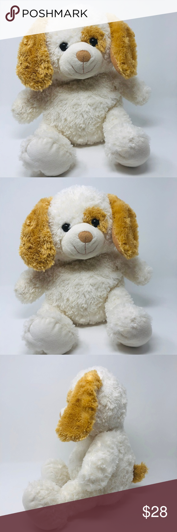 Walmart Plush 14Inch Puppy Dog Dogs and puppies