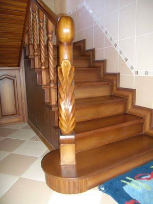 Our dream is to one day build up and i love the for Different stairs design