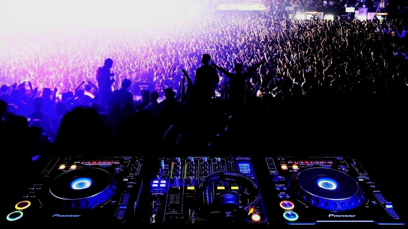 Live Dj Wallpaper Music Wallpaper Pinterest Music Music