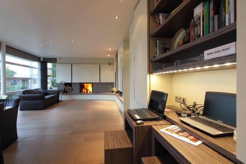 Design Bureau Woonkamer : Afbeeldingsresultaat voor bureau in woonkamer woninginrichting