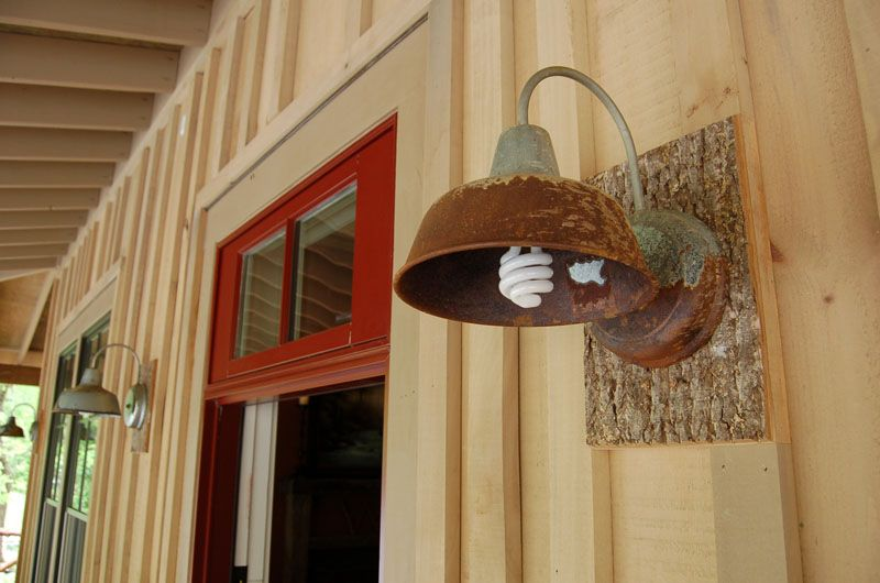 Outdoor Gooseneck Light Fixture Endearing This Sad Little Sconce With Its Slender Gooseneck Arm Was Once Shiny 2018
