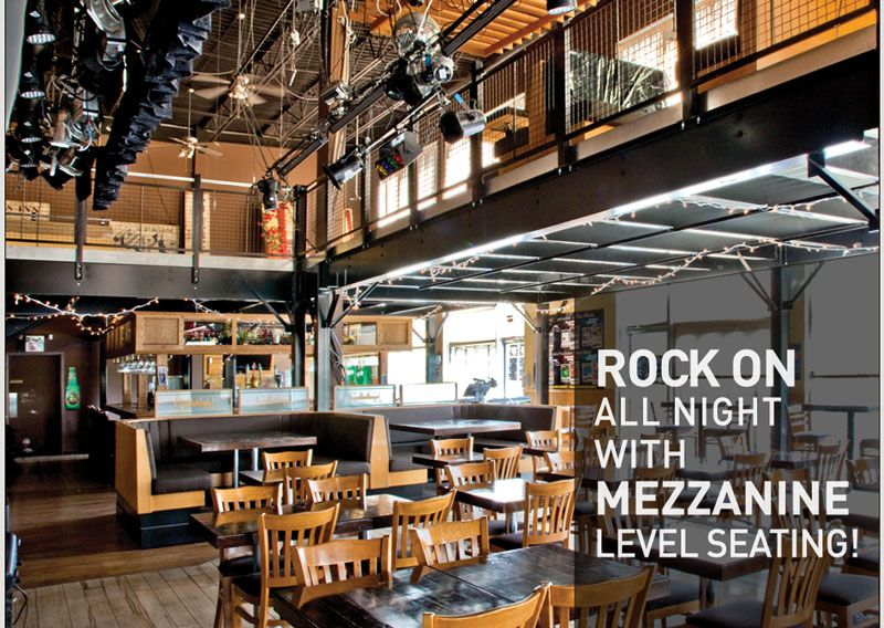 Night Clubs With Mazzanines - Google Search