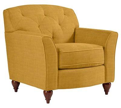 Malina Premier Stationary Chair by La-Z-Boy
