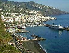 Santa Cruz de La Palma. Islas Canarias. España