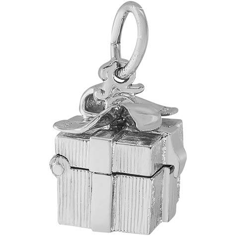 Gift Box Charm $50