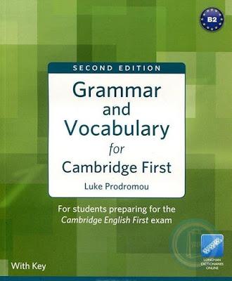 Free Download English Courses Fce Grammar And Vocabulary Vocabulary Grammar
