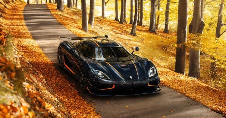 Koenigsegg will document the production process of the first US road-legal Agera RS.