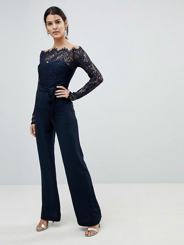 35 cool and dressy jumpsuits for wedding guests jumpsuit
