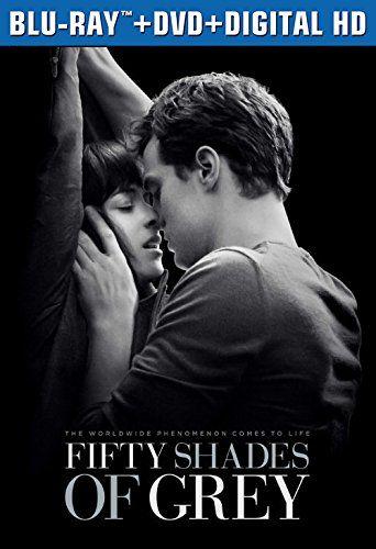 Amazon Fifty Shades Of Grey Blu Ray Dvd Digital Hd With