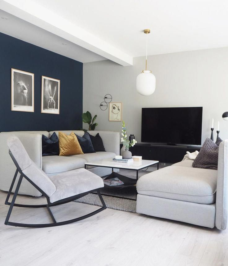 50 stunning grey living room ideas, tips and inspiration. Learn exactly how to design your own grey living room!    #greylivingroom #livingroomideas #livingroominspiration #livingroom #livingroomdecor #livingroomlighting