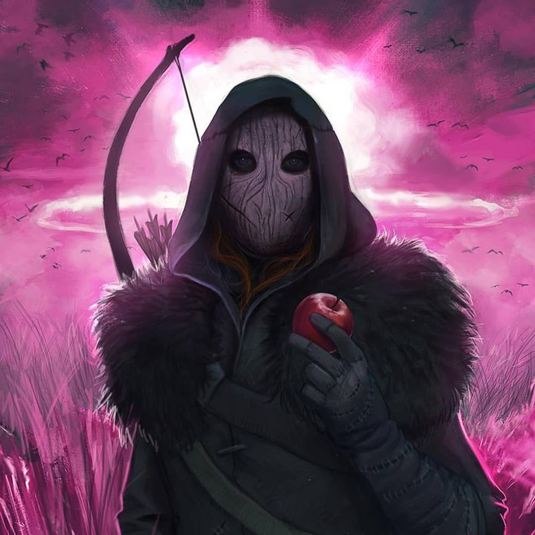 Far Cry On Instagram Why Is The Judge Never Seen Without A Mask Gorgeous Fanartfriday By Holepsi Fantasy Character Design Dark Fantasy Art Character Art