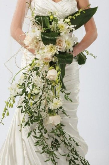 Bouquet Sposa Anthurium.Bouquet Da Sposa Con Anthurium Bride Bouquets Cascading Wedding