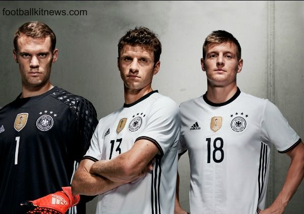 This is the new Germany home jersey 16 17 e6954ce1a